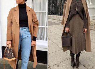 Модные женские пальто на весну 2020. Идеи простых стильных образов на каждый день