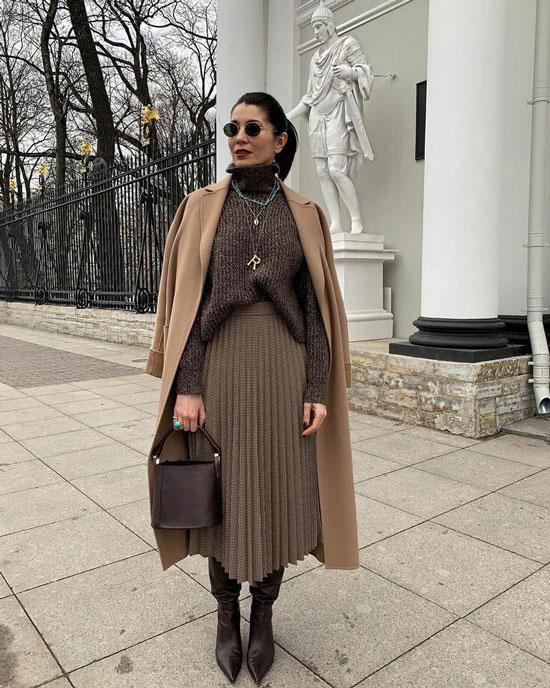 Модные пальто для женщин на весну 2020
