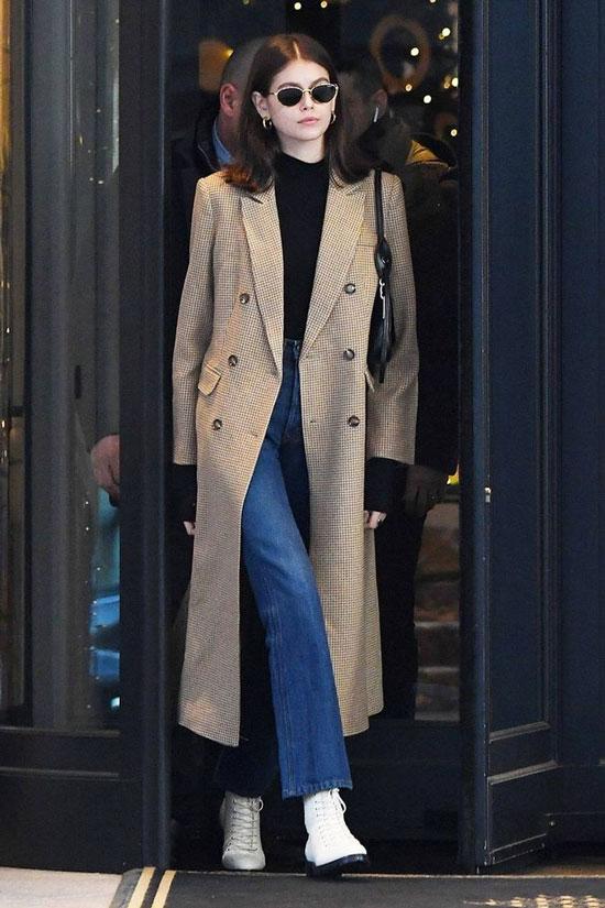 Стильные женские пальто на весну 2020