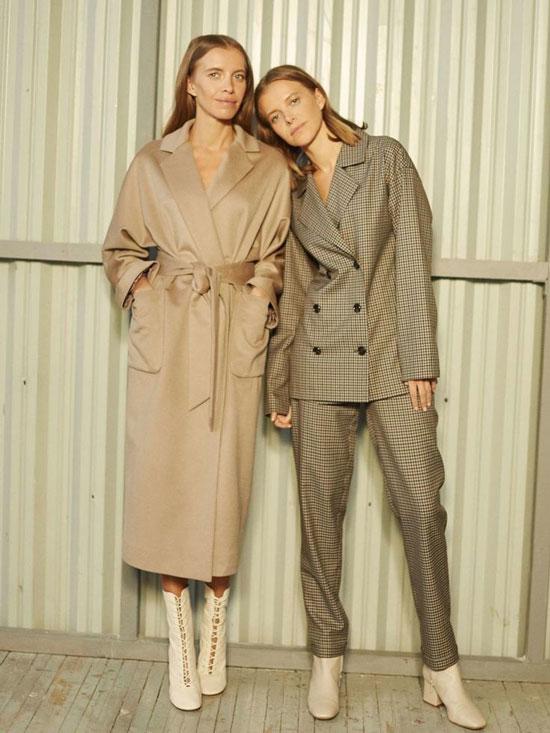 Модные женские пальто на весну 2020