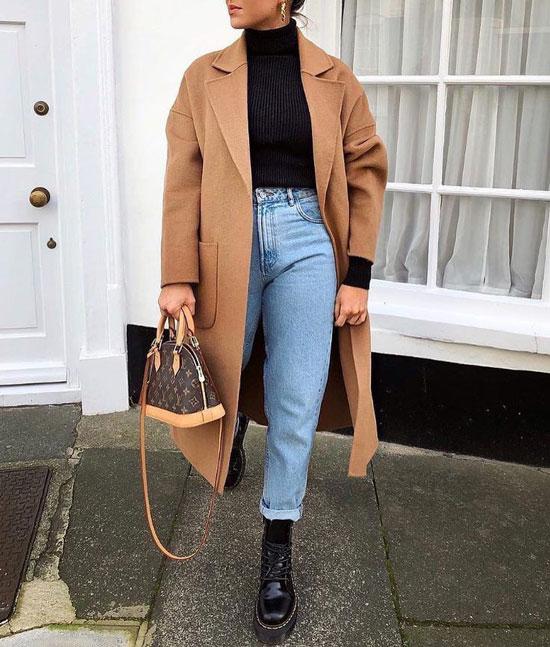 Какие пальто в моде весной 2020