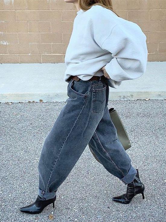 Актуальные женские джинсы весной 2020