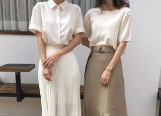 С чем носить юбку-миди весной 2020: 7 актуальных примеров для стильного образа