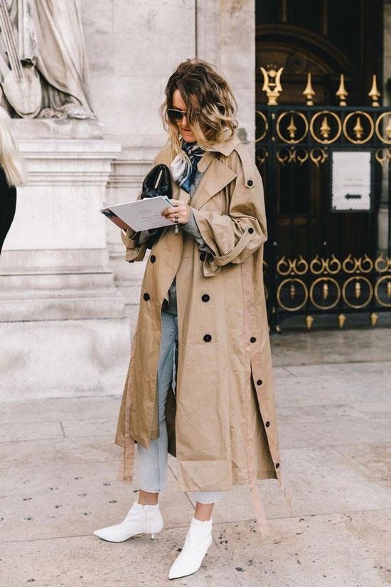 С чем женщинам носить платок весной 2020