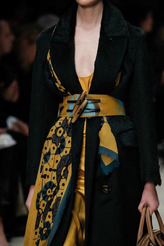 Как можно красиво носить платок