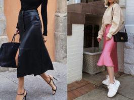 Какие юбки в моде весной 2020: 6 актуальных моделей и идеи для стильных образов