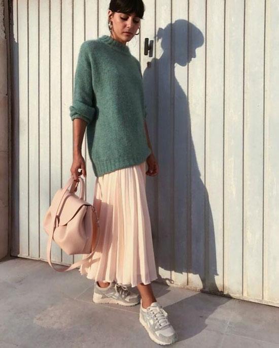 Актуальные женские юбки 2020