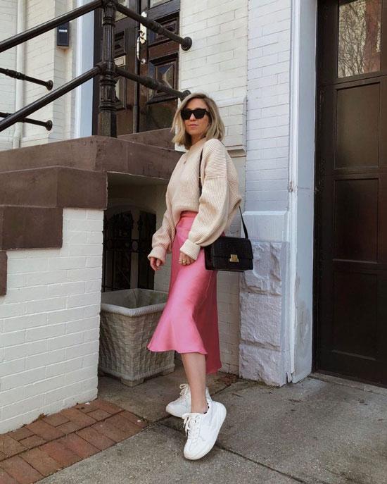 Стильные женские юбки на весну 2020