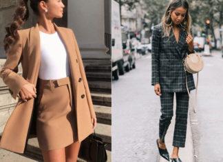 Модные костюмы на весну 2020: 12 актуальных образов для офиса и повседневной жизни