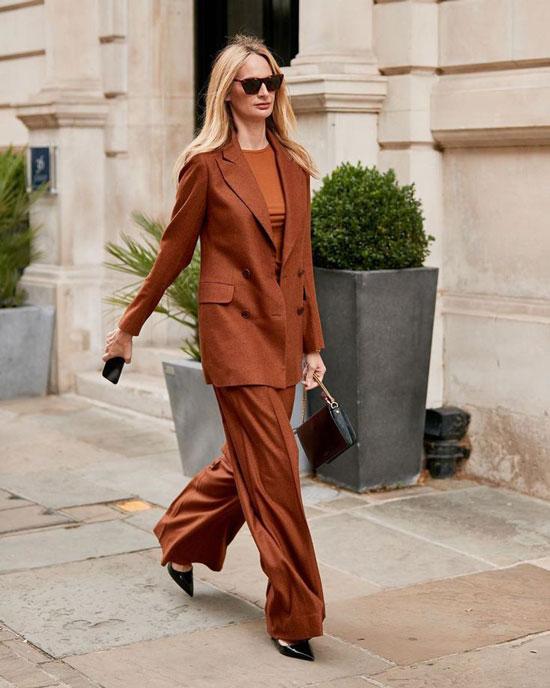 Модные костюмы для женщин весной 2020