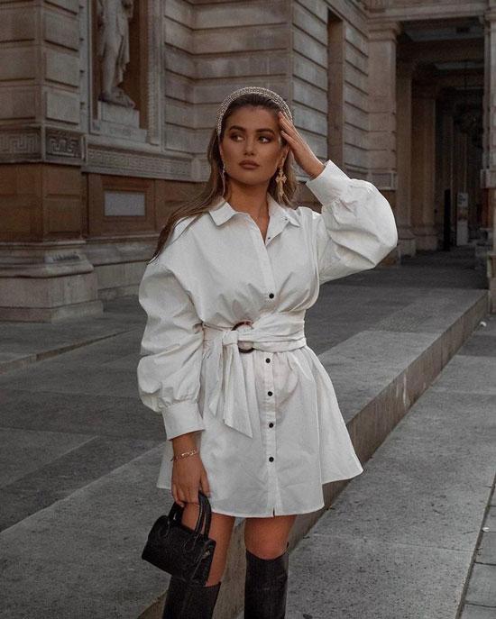 Какие платья в моде весной 2020