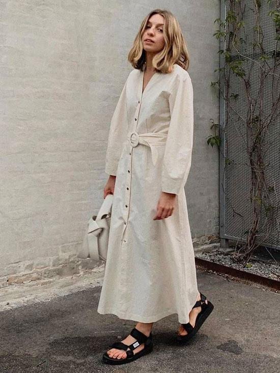 Актуальные платья для женщин на весну 2020