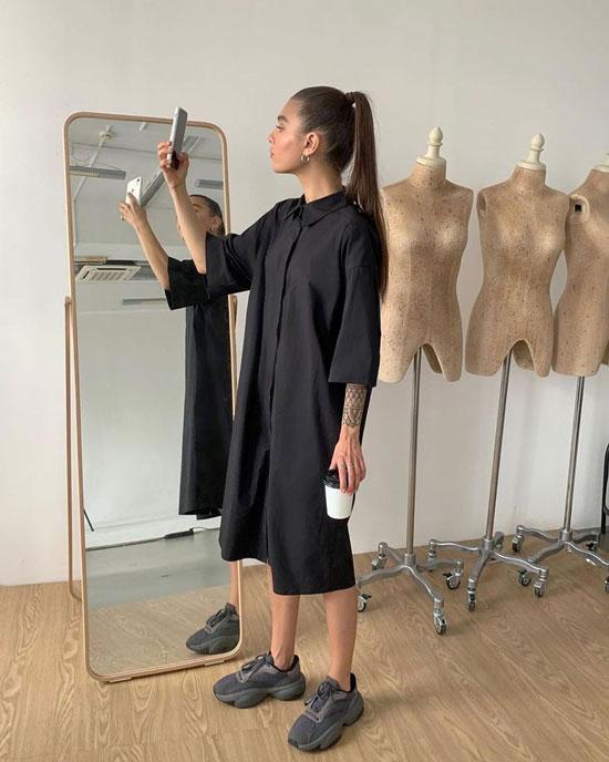 Актуальные женские платья 2020