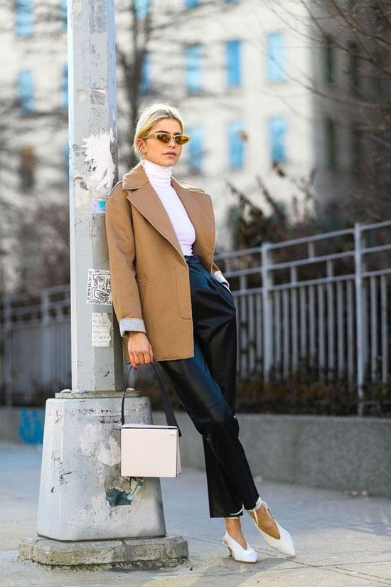 Модные женские туфли на каблуке 2020