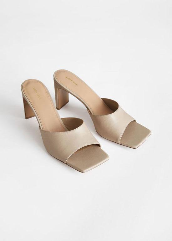 Стильные и модные туфли 2020