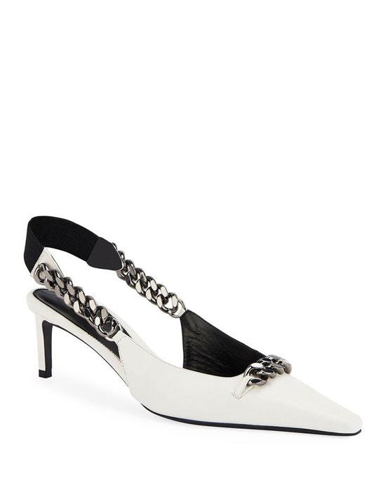 Модные туфли весной 2020