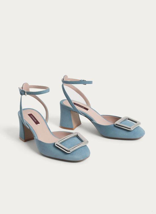 Модные туфли на весну 2020