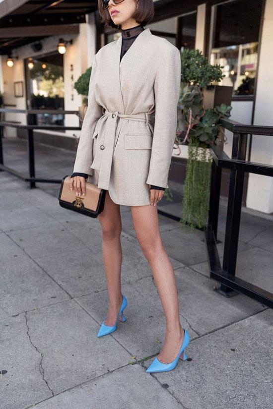 Какие туфли в моде весной 2020