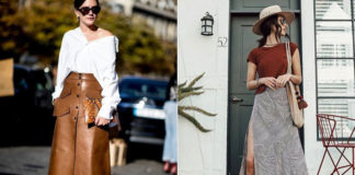 Юбка-трапеция: с чем носить и как составить стильный, красивый образ. Фото и советы