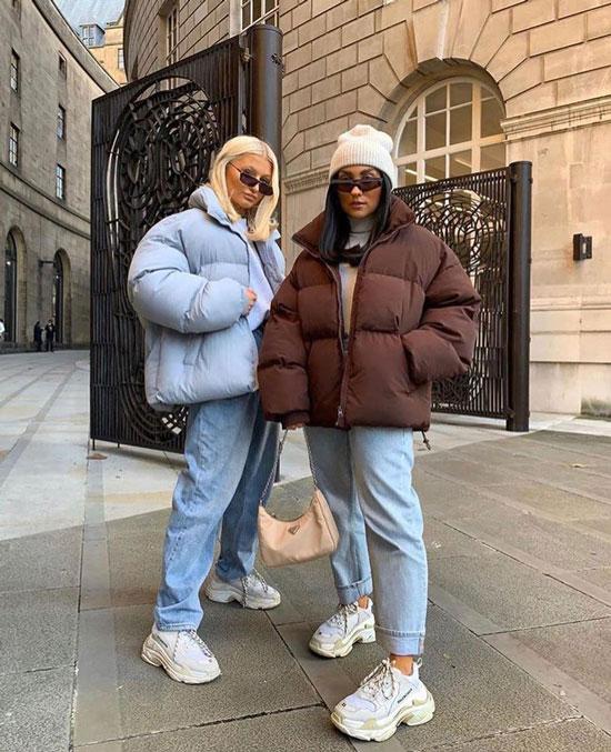 С чем женщинам носить куртку в 2020 году