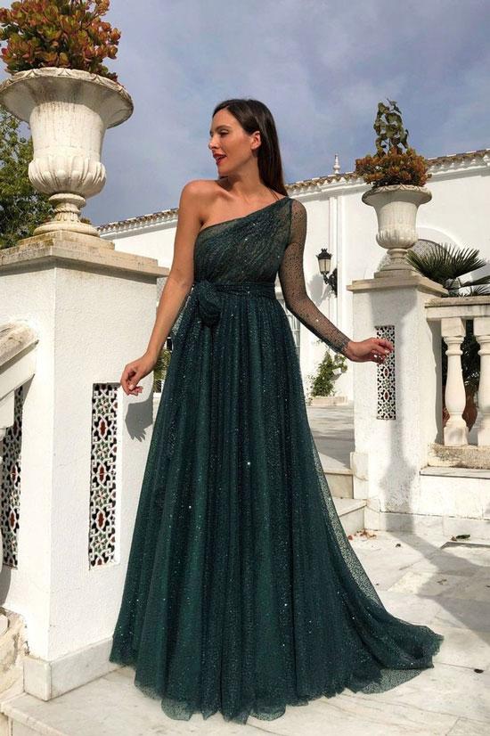 Какого цвета выбрать женское вечернее платье