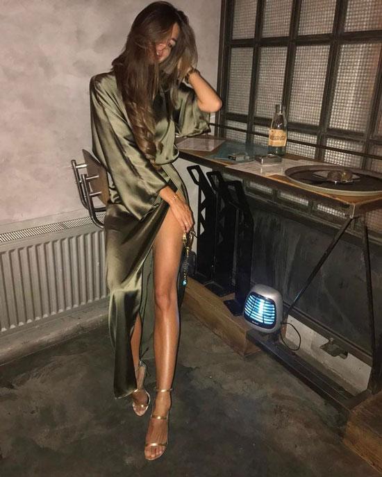 Какого цвета должно быть женское вечернее платье