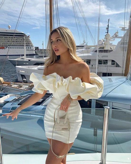 Модные вечерние платья для женщин 2020