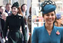 Стиль Кейт Миддлтон: 6 лучших образов герцогини с модными шляпками в 2019 году
