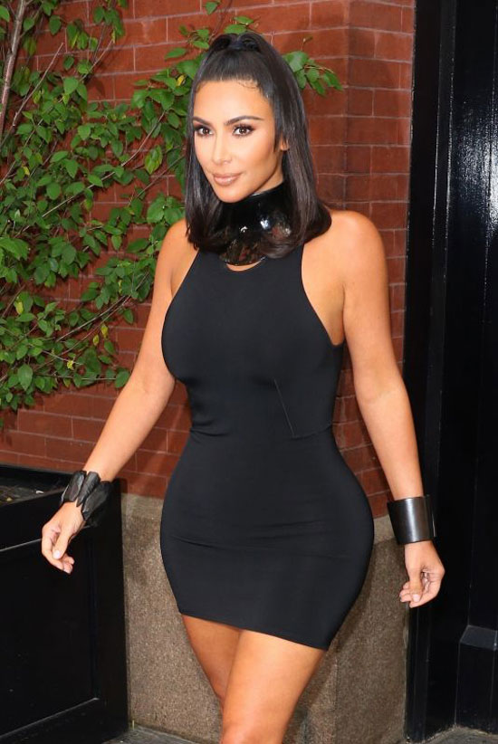 Худшие наряды Ким Кардашьян