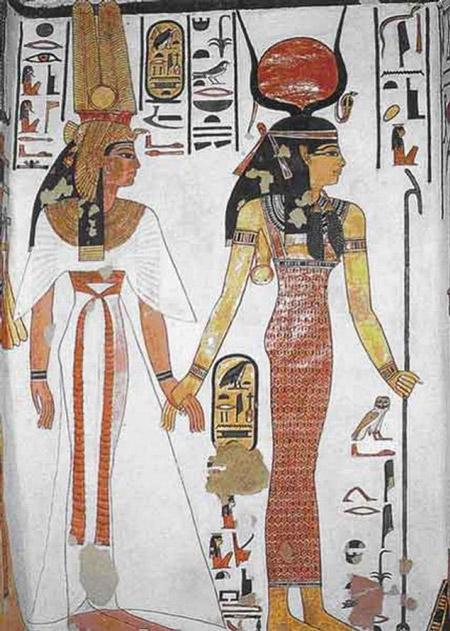 Египетские наряды