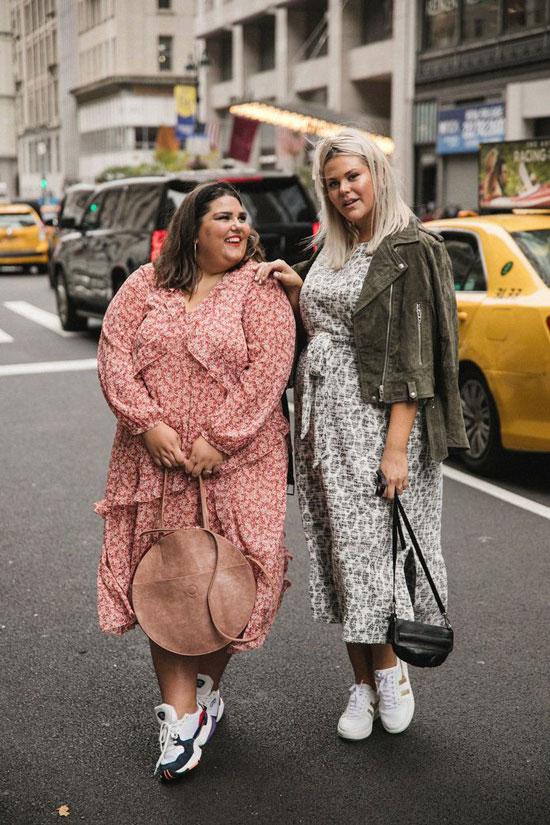 Летние платья для полных 50-летних женщин
