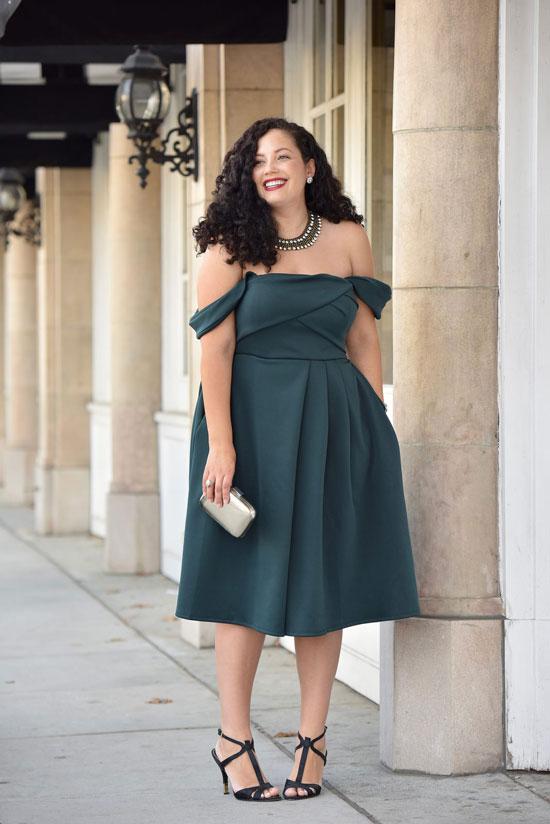 Нарядные летние платья для полных женщин