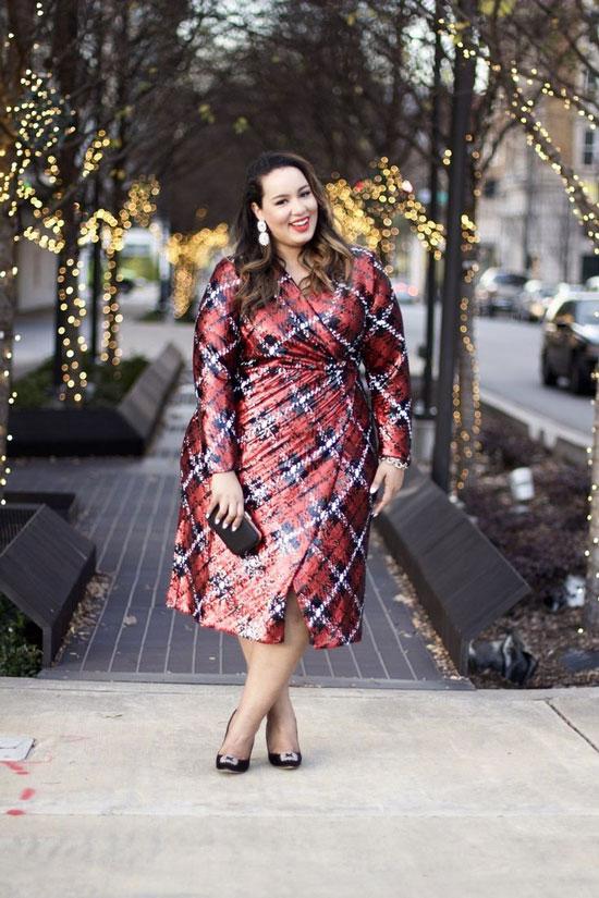 Нарядные летние платья для полных женщин 2020