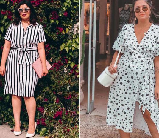 Летние платья для полных женщин: фото стильных и модных образов на любой случай