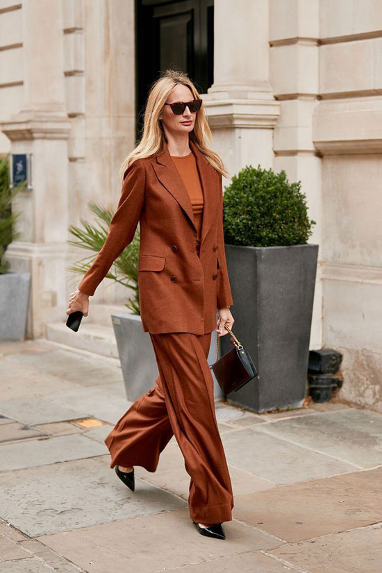 Модные женские луки 2020