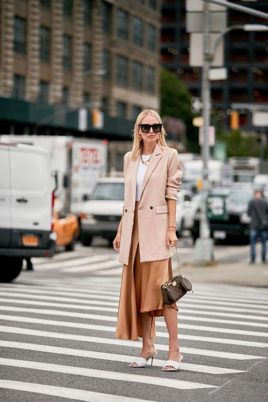Стильные и модные женские луки 2020