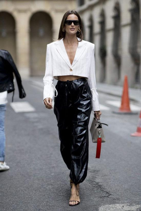 Модные луки на весну 2020
