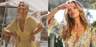Платья в стиле бохо: модные в 2020 году модели, как в них выглядеть привлекательно