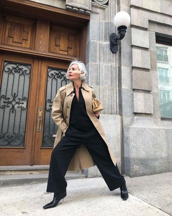 Модные вещи на весну для женщины 50 лет