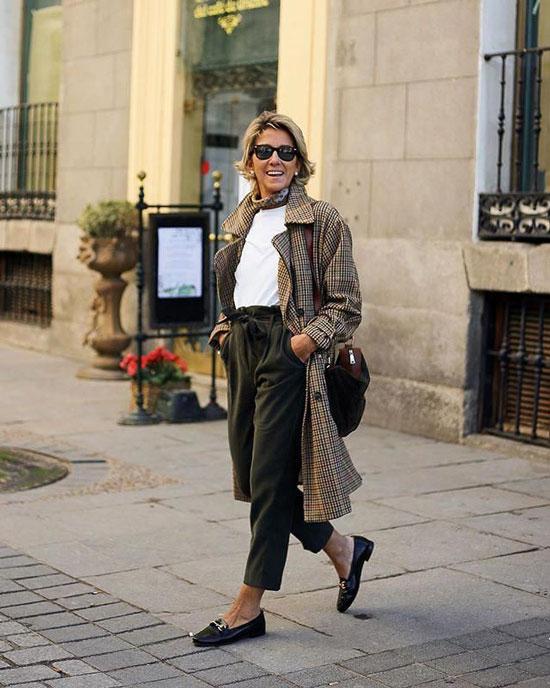 Какие вещи носить женщине 50 лет весной 2020