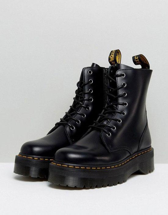 Грубые женские ботинки 2020