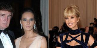 В гламурном стиле: вспоминаем когда Мелания и Иванка Трамп появлялись на Met Gala