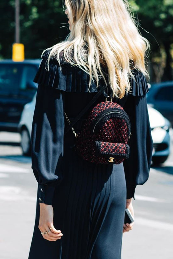 Стильные и модные рюкзаки 2020