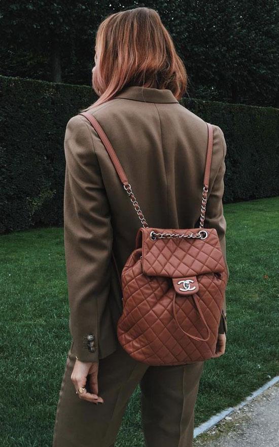 Модные рюкзаки для женщин 2020