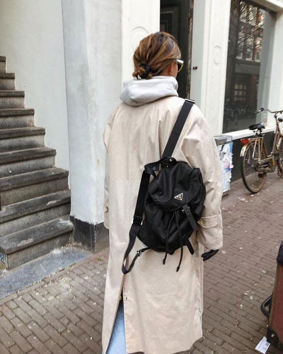 Какие рюкзаки в моде 2020