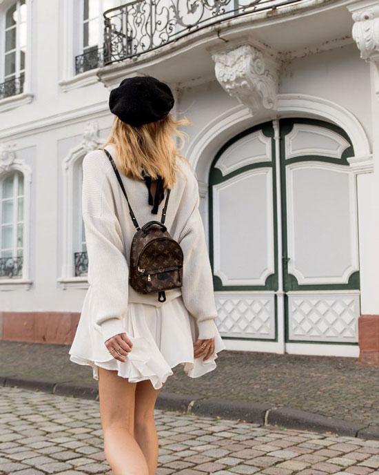 Модные рюкзаки для женщин на весну 2020