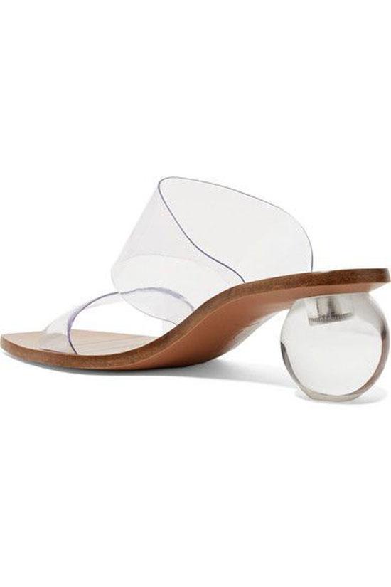 Модные летние туфли 2020