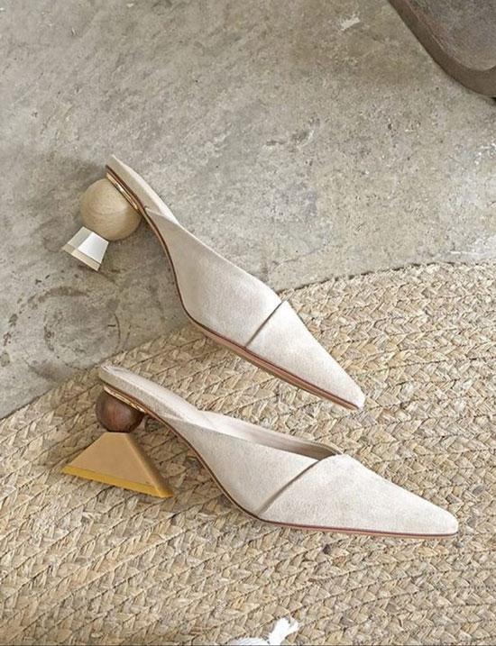 Стильные и модные летние туфли 2020