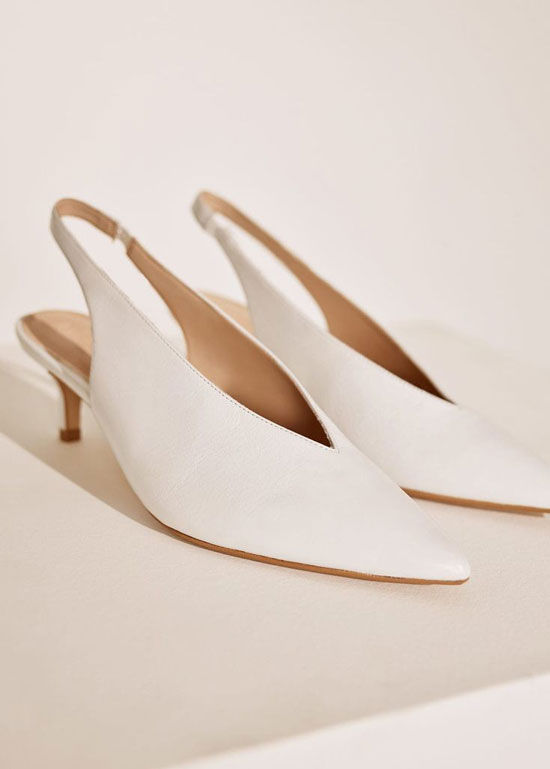 Модные женские летние туфли 2020