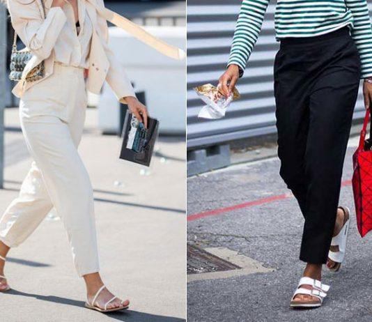 Что носить вместо туфель этим летом: 18 безупречных образов, если вы не любите каблуки